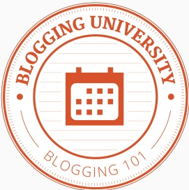 Blogging101 – My first Assignment for Blogging U.